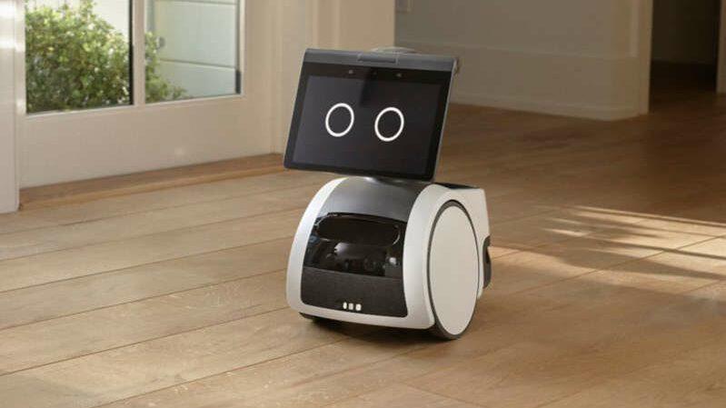 Amazon Keynote 2021: Roboter Astro