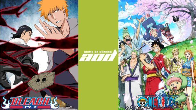 Anime on Demand Crunchyroll Sony