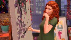 Sims 4 Industrie Loft Set