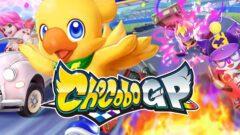 Chocobo GP - Trailer
