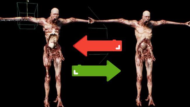 Dead Space - Remake - Bilder - Schadensmodell der Gegner
