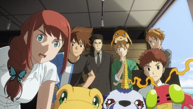 Digimon Adventure: Last Evolution Kizuna KSM Anime Ankündigung