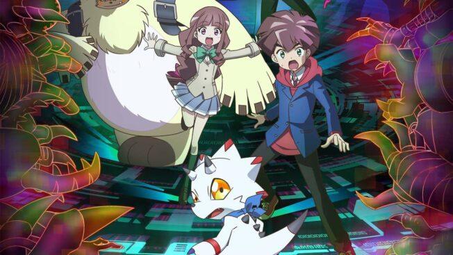 Digimon Ghost Game Crunchyroll Simulcast
