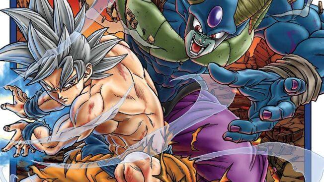 Dragon Ball Super Bardock Manga Rückkehr