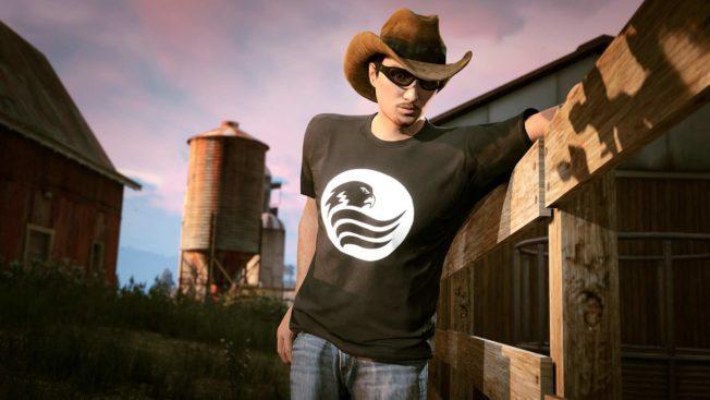 GTA Online - Blaine County Radio Tee