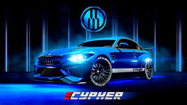 GTA Online - Übermacht Cypher