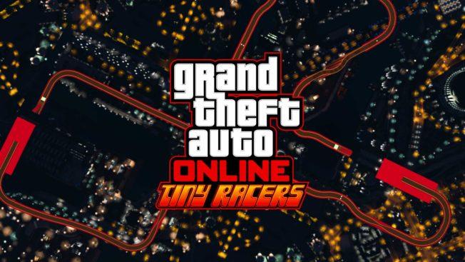 GTA Online - Tiny Racers