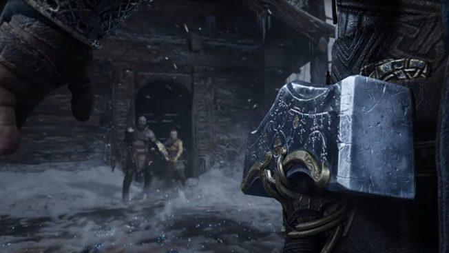 God of War Ragnarok Ende Saga
