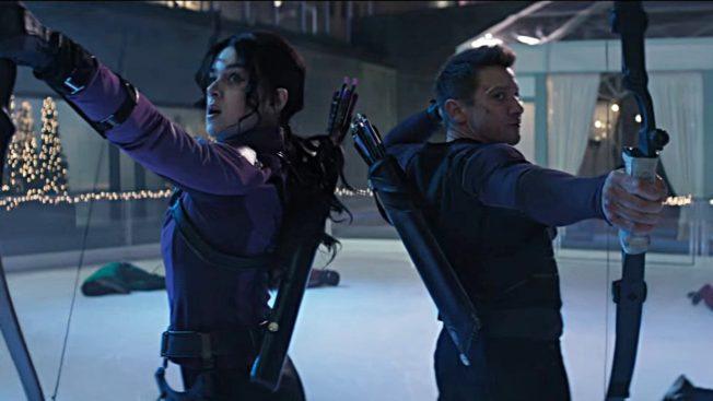 Hawkeye Serie Marvel Trailer