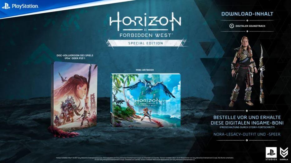 Horizon Forbidden West - Special Edition