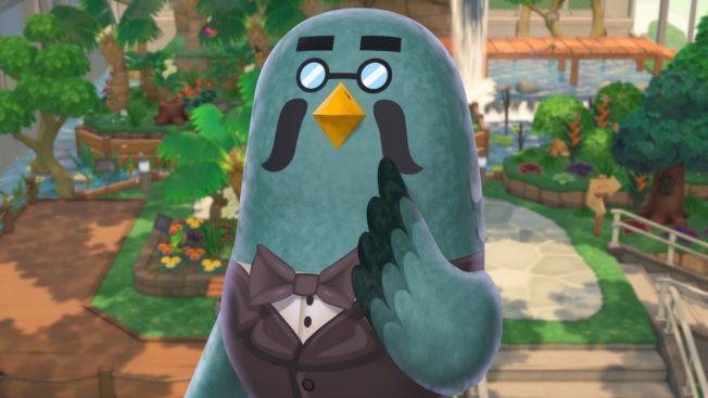 Animal Crossing: New Horizons Kofi Café
