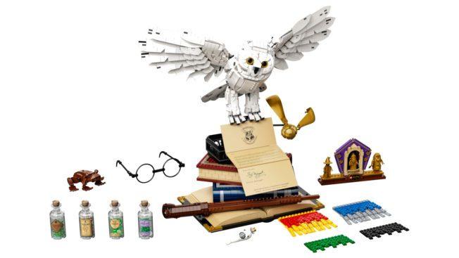 LEGO Harry Potter Hogwarts Ikonen