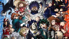 My Hero Academia 6. Staffel Anime