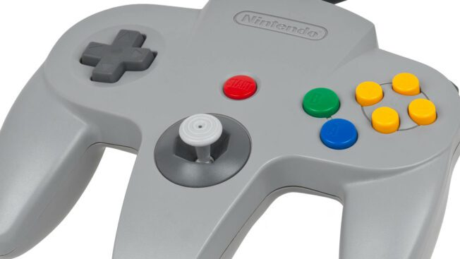 Nintendo 64 - Controller - Nintendo Switch