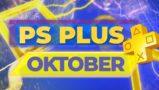 PS Plus Oktober 2021