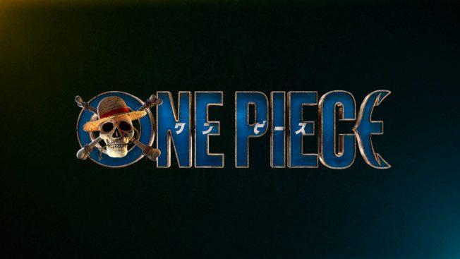 One Piece - Logo - Realfilm - Serie