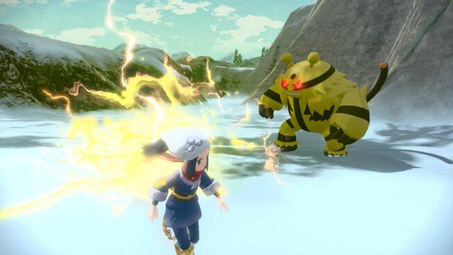 Pokemon Legenden Arceus Legends