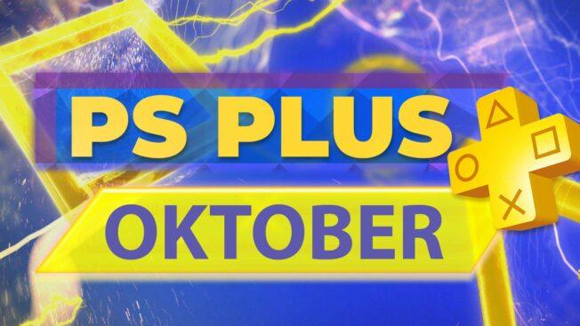 PS Plus Spiele Oktober 2021