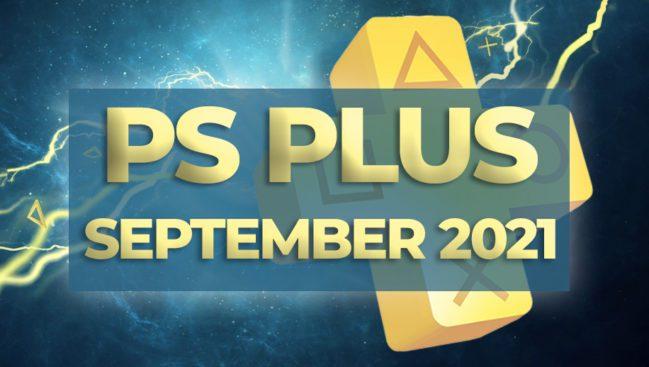 PS Plus Spiele September 2021