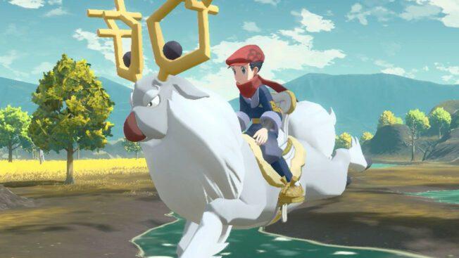 Pokémon Legends: Arceus – Die Top 7 neuen Features im Open-World-Abenteuer
