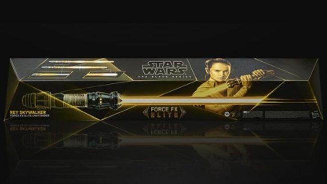 Star Wars - Lightsaber Force FX