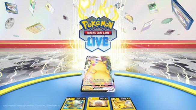 Pokémon Sammelkartenspiel Live