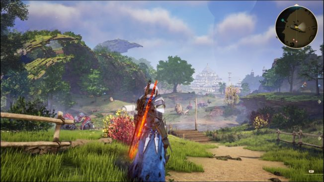 Tales of Arise Test Spielwelt