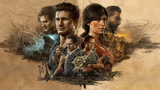 Uncharted Legacy of the Thieves Collection