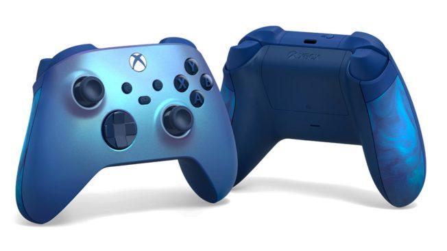 Xbox Series Controller - Aqua Shift