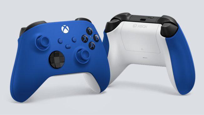 Xbox Series Controller - Shock Blue
