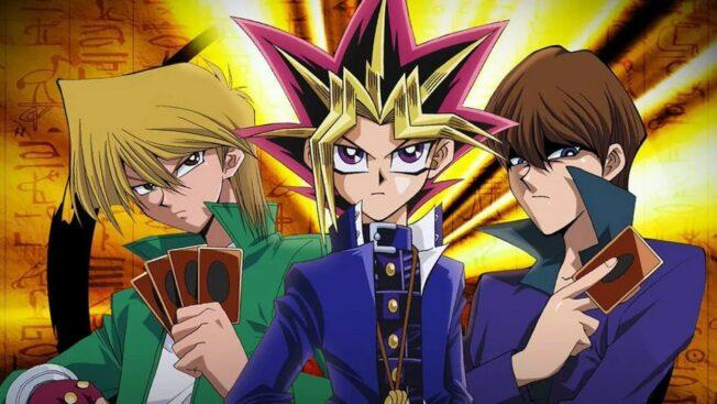 Yu-Gi-Oh! 7 Momente