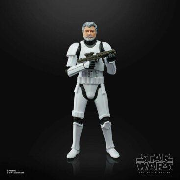 Star Wars The Black Series Stormtrooper George Lucas