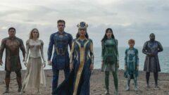 Filmkritik zu Eternals, MCU (Marvel Cinematic Universe)