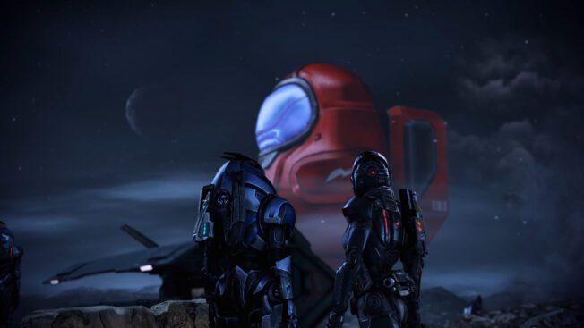 """Mass Effect """"Among Us""""-Mod"""