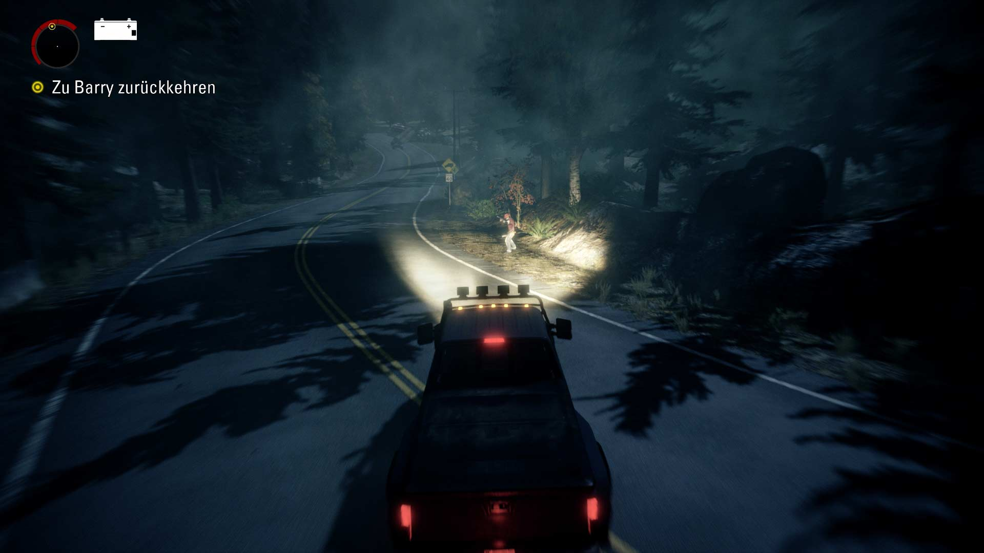 Alan Wake Remastered - Umgebung