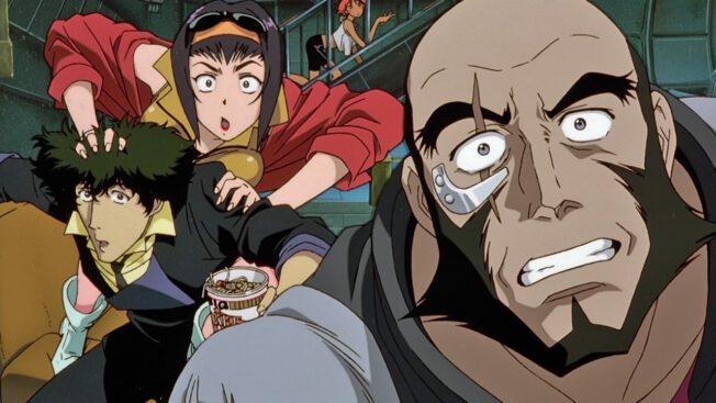 Cowboy Bebop Anime-Serie Netflix