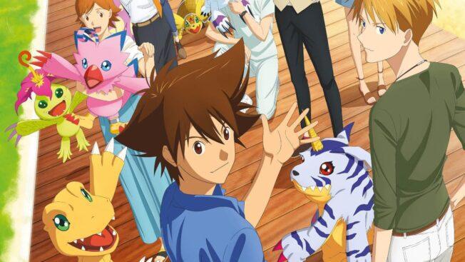 Digimon Adventure: Last Evolution Kizuna Kinostart
