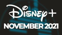 Disney Plus - November 2021