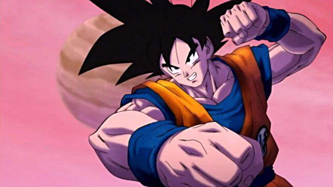 Dragon Ball: Super Hero Son-Goku Clip