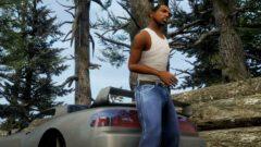 GTA Trilogy Remaster Definitive Edition