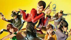 Lupin III The First Anime-Film Filmkritik