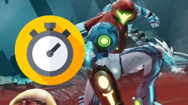 Metroid Dread - Spielzeit - wie viele Stunden?