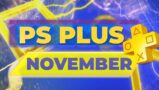 PS Plus - November 2021
