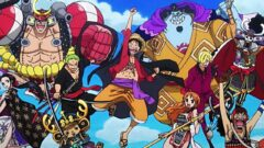 One Piece Episode 1000 Visual