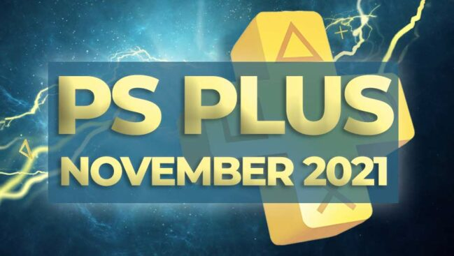 PS Plus November 2021 - Zeitplan