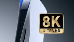 PS5 - 8K