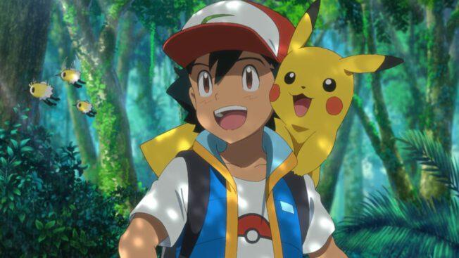 Pokémon Der Film Geheimnisse des Dschungels Netflix