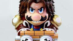Super Mario als Gol D Roger