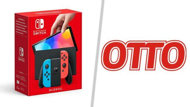 Switch OLED kaufen - Otto