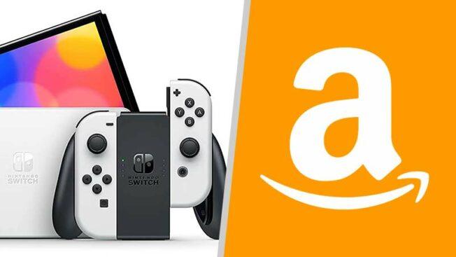 Switch OLED kaufen - Amazon